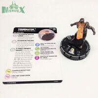 Heroclix Avengers Infinity set Terminator #031b Rare figure w/card!