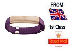 Capteurs d'activité et bracelets violet pour le fitness