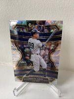 Aaron Judge Panini Select 2020 Scope Prizm Baseball Card New York Yankees No. 94