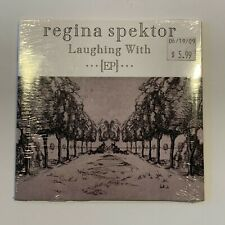 REGINA SPEKTOR - Laughing With - CD - Ep - **Excellent Condition**