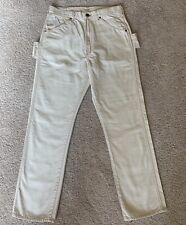 Brand New Kapital White Sashiko Pants Size 4 (W33L32)