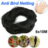 Anti Bird Net Netting Mesh Protection Plants Veg Crops Fruit For Garden