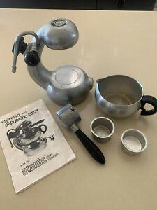 Original Atomic Vintage Coffee Cappuccino Maker
