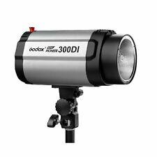 Godox 300DI 300W Studio Photo Strobe Flash Light Lamp Head With Bulb 220V