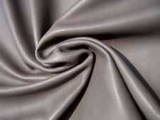 lambskin leather hide  skin Extra Large glove soft Grey Brown