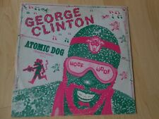 "George Clinton   Atomic Dog  1983 12""   P FUNK"