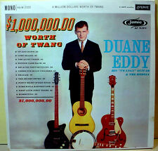 DUANE EDDY - Million Dollars - '61 UK press London label MONO DG label LP - EX