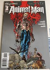 Animal Man #1C New 52; Lemire; FN/VF; 10 Actual Pics; Ships Fast 1st Class!