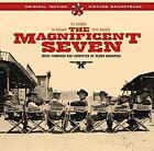 Elmer Bernstein - Magnificent Seven Ost + 4 Bonus Tracks [New CD] Bonus Tracks,