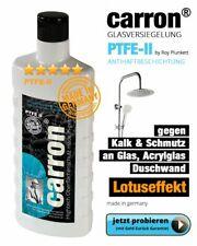 carron® PTFE2 Duschwand Versiegelung Acryl-Glas Duschkabine geg. Kalk u Schmutz
