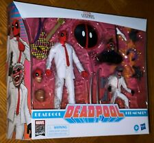 Marvel Legends 2 Pack Series Deadpool & Hit Monkey Figure Collectible Set