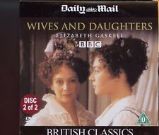 British Classics - Wives And Daughters - Disc 2 / Promo DVD - 1st Class Post