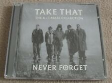 TAKE THAT - THE ULTIMATE COLLECTION - NEVER FORGET (2005) CD