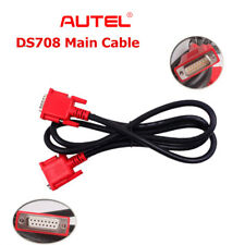 100% Genuine Main Test Data Cable for Autel MaxiDAS DS708 Scanner USA STOCK