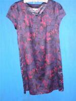 QUALITY LADIES  DRESS *CAPTURE * SIZE -18- CLASSIC FIT PRINTED NEW