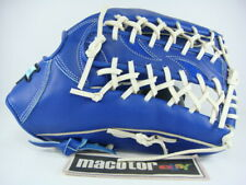 "SSK Basic Order 13"" Outfield Baseball / Softball Glove Blue White RHT New T-Web"