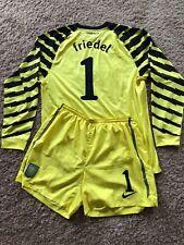 Game Used Soccer Jersey Shorts Worn Brad Friedel Mls Aston Villa World Cup Coa