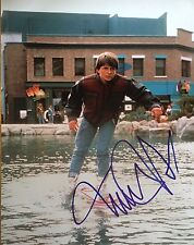 Michael J Fox Signed 16x12 Photo - Back to the Future