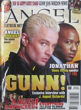 JAMES MARSTERS May 2006 ANGEL MAGAZINE #14 New Sealed! GUNN! JOSS WHEDON NEWS
