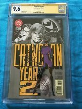 Catwoman #39 - DC - CGC SS 9.6 NM+ - Signed by Jim Balent - Batman