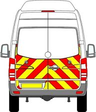 Volkswagen Crafter H3 Chevrons Super High Roof 2006 - 2017 (Half/Engineering)