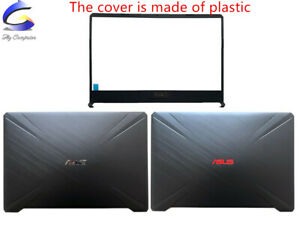 """New For ASUS Gaming FX705 FX705DY FX705GD 17.3"""" LCD Back Cover / Front Bezel"""