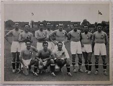 FUSSBALL OLYMPIA BERLIN 1936 CREMER BILD 72 * OLYMPIASIEGER GOLD ITALIEN ITALIA