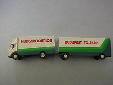 Herpa Sammlung Mercedes Benz Hungarocamion Budapest TX: 5489 selten rar