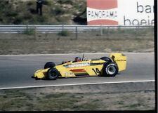 Emerson Fittipaldi F5. Dutch Grand Prix 1978. F1 photo M353