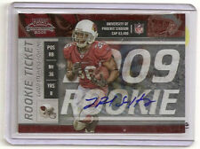 LaRod Stephens-Howling Rookie Auto/Autograph card Contenders, nice.