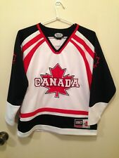 Canada Ice Hockey Jersey Passport Niagara Falls Parks Collection - Size L (G)