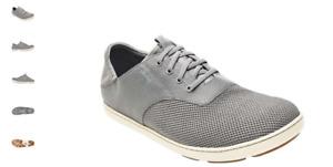 Olukai Nohea Moku Sharkskin/Sharkskin Sneaker Loafer Men's US sizes 7-14 NEW!!!