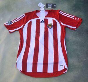 Adidas MLS Chivas USA Soccer Jersey Size S.