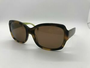 Coach HC8000 Tortoise/Multicolor Sunglasses 5052/13
