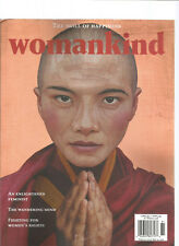 WOMANKIND MAGAZINE #15 2017, THE SKILL OF HAPPINESS