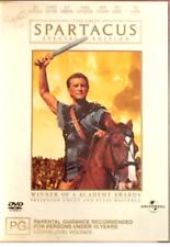 Spartacus Special Edition (DVD, 2004, 2-Disc Set)  Kirk Douglas  R4