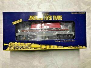 American Flyer by LTI #49045 #915 Unloading car!! L@@K