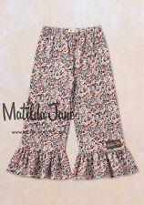 NEW Girls MATILDA JANE Friends Forever Carmen Big Ruffles PANTS Size 6 NWT
