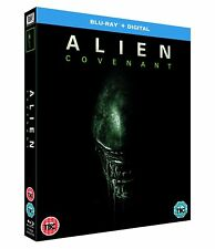 Alien Covenant [Blu-ray] [2017] *PRE ORDER ONLY, RELEASE DATE 18/09/17*