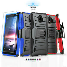 for NOKIA 3.1C / NOKIA 3.1A, [Refined Series] Phone Case Cover & Holster Clip