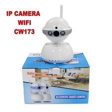 Video Camera IP Wifi Asteroids Smart Camera Motorized Alarm Wireless Spy Cw