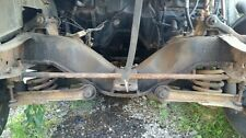 1956 cadillac sedan rolling chassis frame assy used