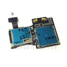 Samsung Galaxy S4 IV SGH-i337 SIM Tray SD Card Reader Repair Part USA Seller
