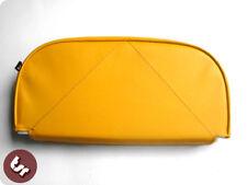 Vespa/lambretta resto trasero Slipover cover/pad Amarillo
