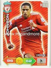 Adrenalyn XL Liverpool FC 11/12 - #005 Glen Johnson - Home