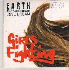(CN328) Earth The Californian Love Dream, Girls Fighting - 2004 DJ CD