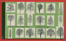 2000 Dx26 A Treasury of Trees Prestige Booklet