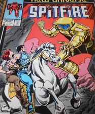 SPITFIRE new UNIVERSE No.9 JUNE - US Ausgabe - MARVEL von 1987