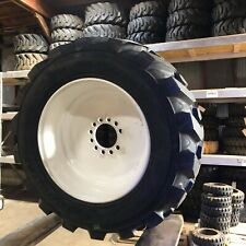 10x165 Solideal 8 Ply Pneumatic Tire Amp Rim Moffet Forklift Tires Nashfuel