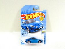 Hot Wheels Alpine A110 Blue Car NIP P Case 2017 Malaysia